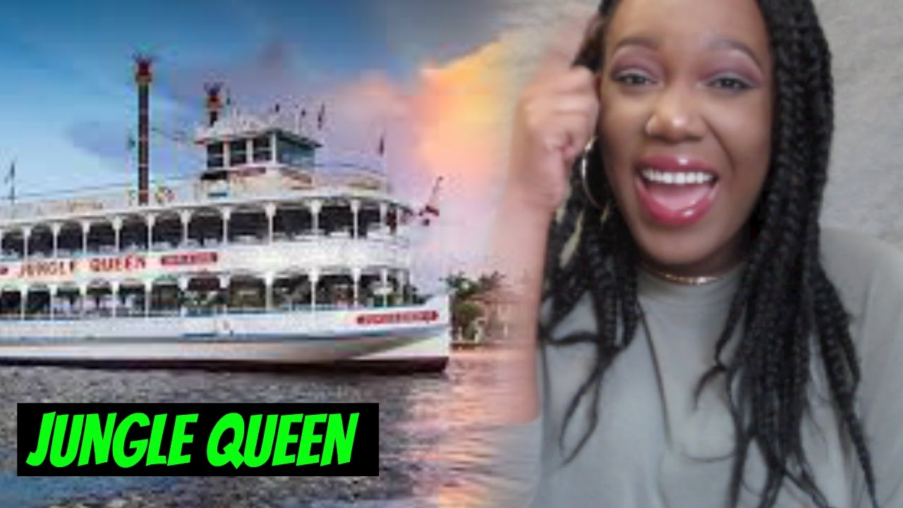 1db1e8785f4ae6 Jungle Queen Riverboat Dinner Cruise! - YouTube
