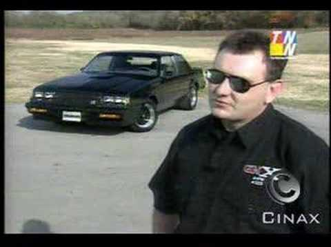 1987 Buick GNX 223 on Classic Car and Driver Flashback