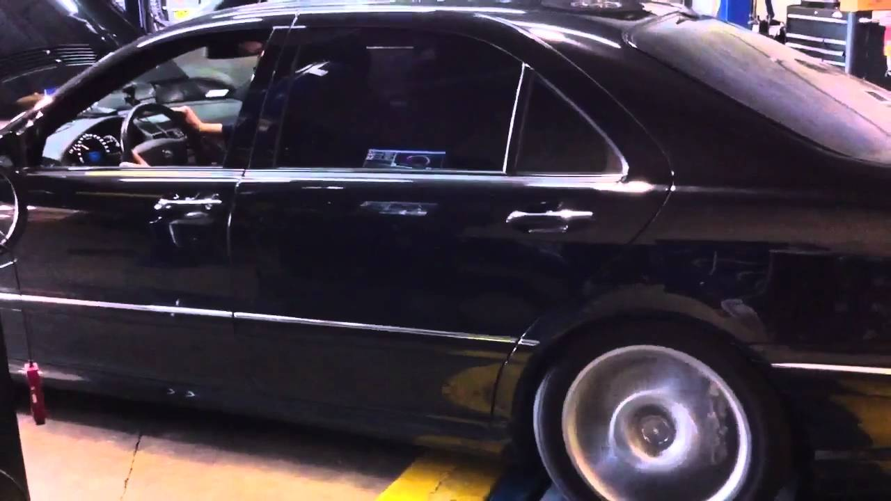 mercedes s55 amg oe tuned dyno pull youtube. Black Bedroom Furniture Sets. Home Design Ideas