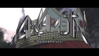 大阪発のヘヴィメタルバンド 『GALAMUTA』が2018/6/30にリリースするフ...