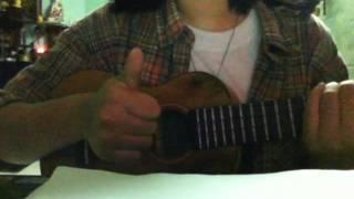 FingerPick Ukulele Tutorial - Mong Ước Kỷ Niệm Xưa - Ukulele Viet