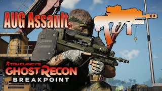 AUG Assault | Tom Clancy's Ghost Recon Breakpoint