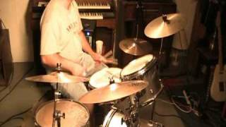 Tom Petty - Jefferson Jericho Blues - drum cover