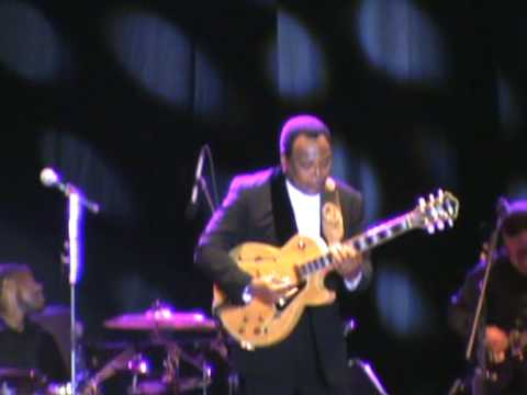 George Benson & Randy Waldman - Weekend in Los Angeles solo part
