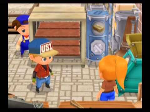 Is Harvest Moon A New Beginning for the 3DS worth it? - 3DS