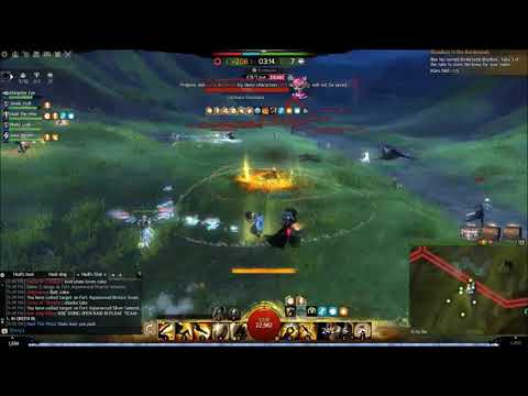 Guild wars 2- Pushing Spellbreaker to the limits