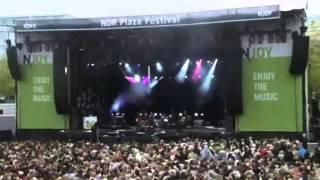 N-Joy Starshow 30.05.2015 - Marlon Roudette live von der Expo-Plaza in Hannover
