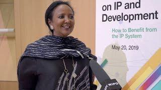 Kenyan Government Cabinet Secretary on IP and Development