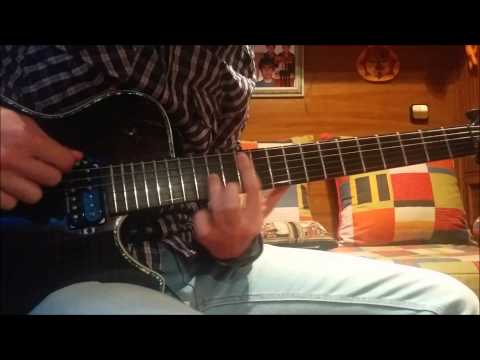 Cherub Rock - The Smashing Pumpkins Guitar cover Abella