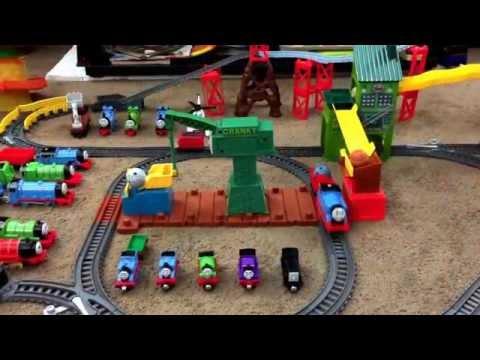 Thomas & Friends Mad Dash On Sodor Set