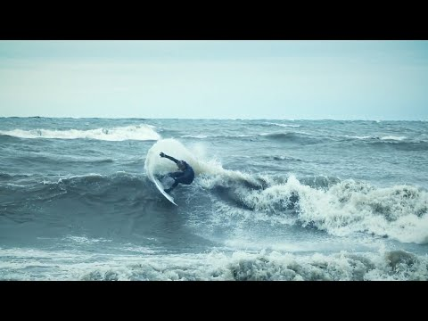 Lake Erie Surfing at its Finest