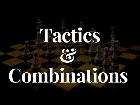 Finding Tactical Solutions in Overwhelming Positions – GM Dzindzi – Exclusive Preview