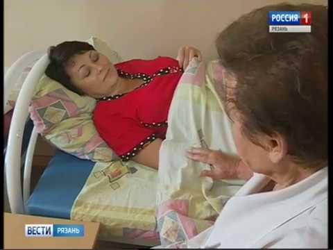Старейший врач рязанской больницы № 8 отметила юбилей