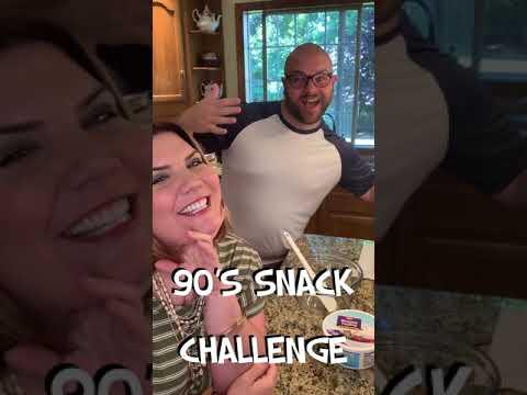 Kristina - Totally RAD 90's Snack Recipes: DUNKAROOS