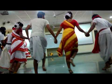 International Day of the World's Indigenous Peoples TISS TJP 2015 Central India Tribal Dance