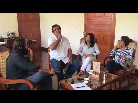 # 18 - Tobacco Dynasty - ORTEZ FAMILY (Im Living It Podcast)