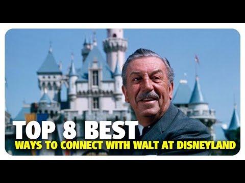 TOP 8 Ways to Connect with Walt at Disneyland | Best & Worst of Disneyland