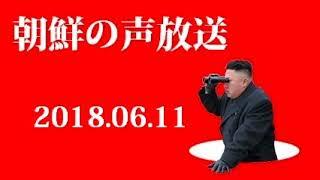 朝鮮の声放送180611