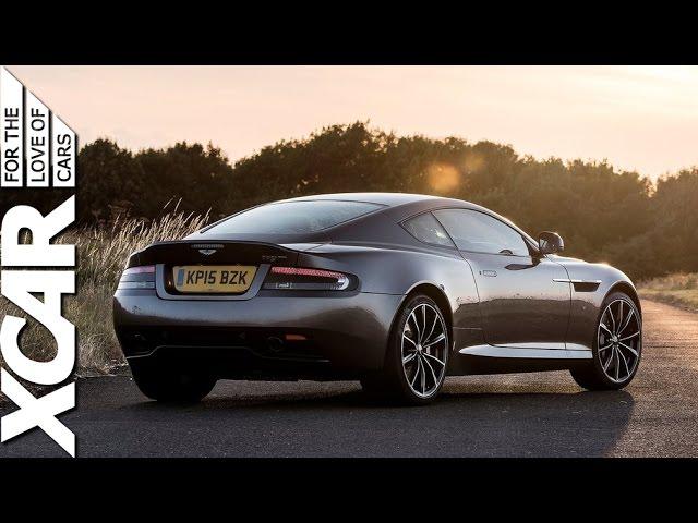 Aston Martin Db9 Gt Saying Goodbye To A Legend Xcar Youtube
