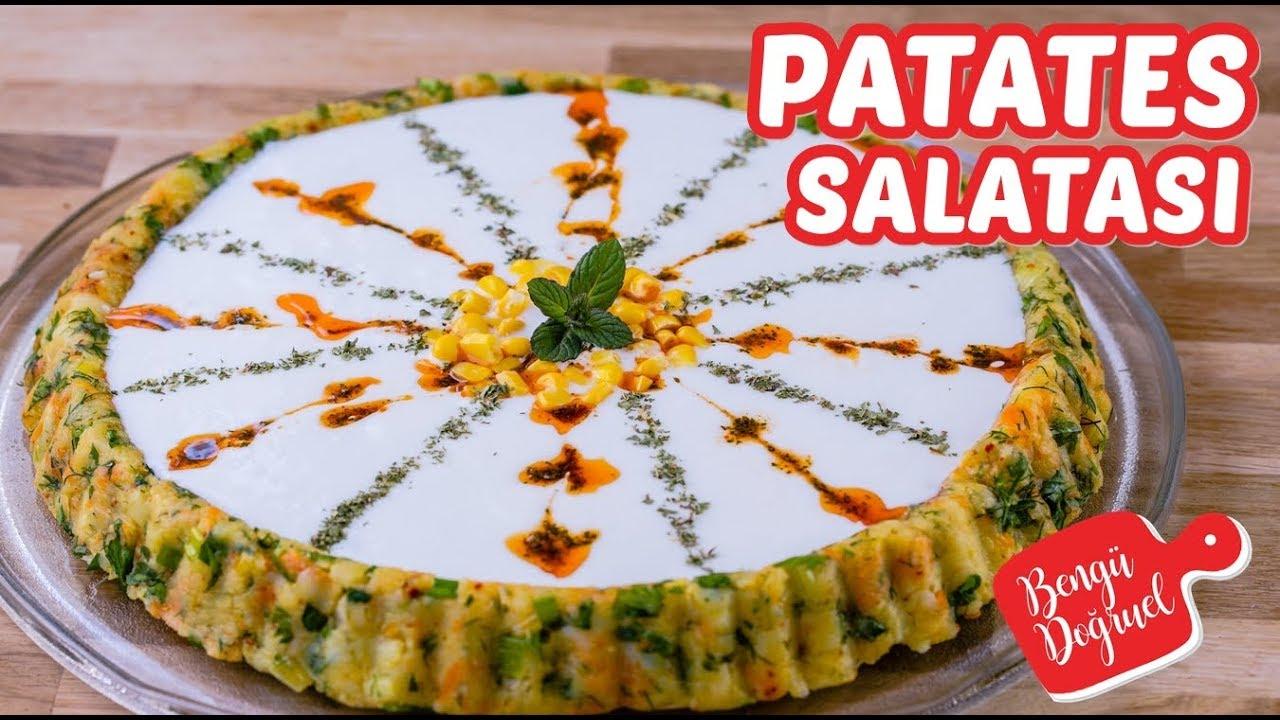 Patates Salatası Videosu