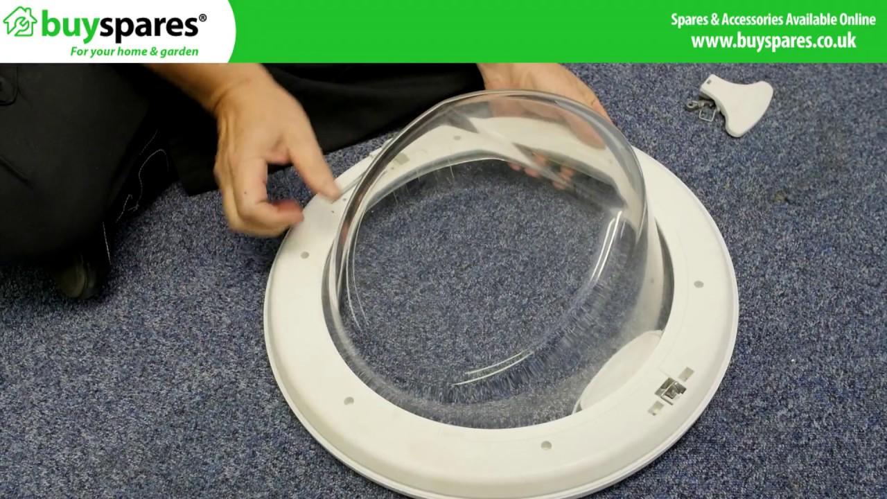 How To Fix A Washing Machine Door Handle Indesit Youtube
