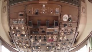 "Экскурсия по Боингу-747 ""Тигролёт"" авиакомпании ""Россия"""