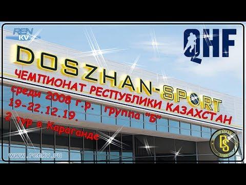 21.12.19. в 18.30. ХК Бригантина 08 — ХК Кайсар 08