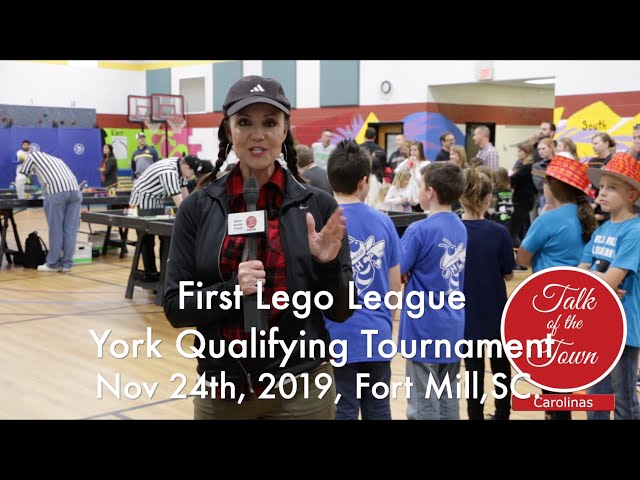 First Lego League Tournament at Gold Hill Elementary