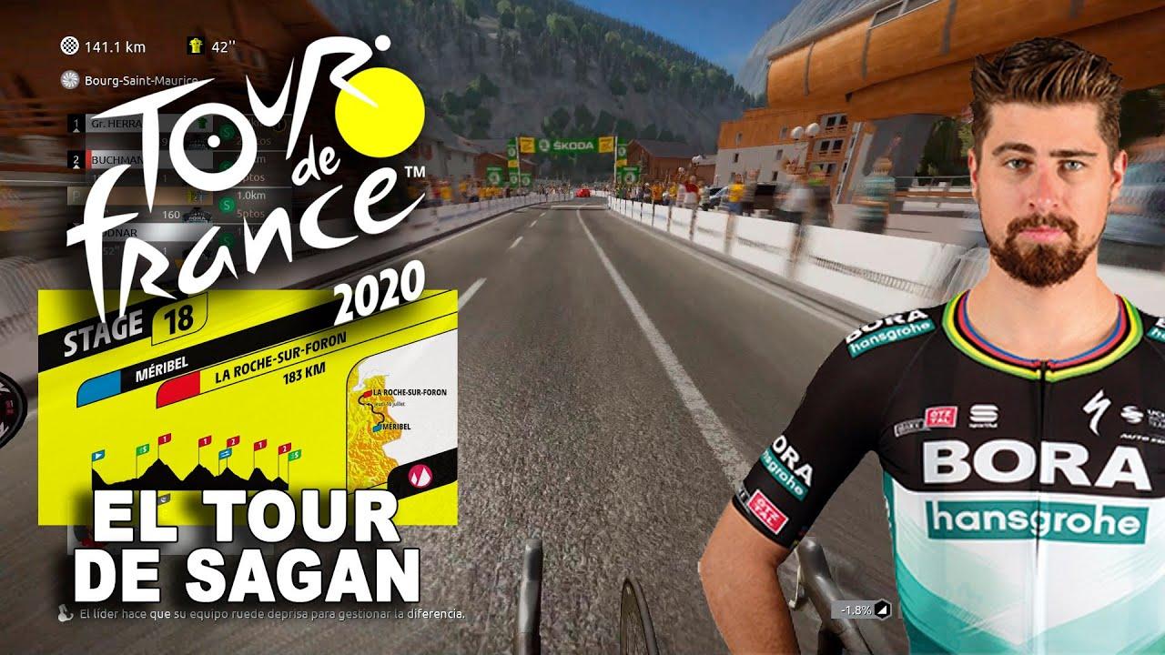 TOUR DE FRANCE 2020 El Tour de Peter Sagan #18 VR_JUEGOS