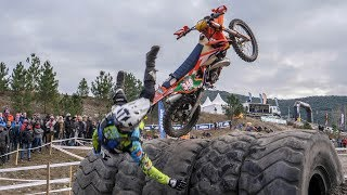 24MX AlesTrem Hard Enduro 2019 | Dirt Bike Fails Compilation