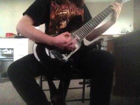 Iced Earth - Stormrider (Guitar Cover)