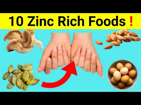 10 Zinc-Wealthy Foods You Ought To Be Eating Now