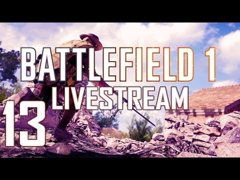 Battlefield 1|Livestream 13|Curt is a baking tray