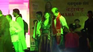 Muhinje Mukh Pe Jhulelal Aa - Singer Jyoti Mainy -  5th April 2016 At Raipur Chhattisgarh