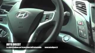 Hyundai i40 Wagon 1.7 Crdi prova verit