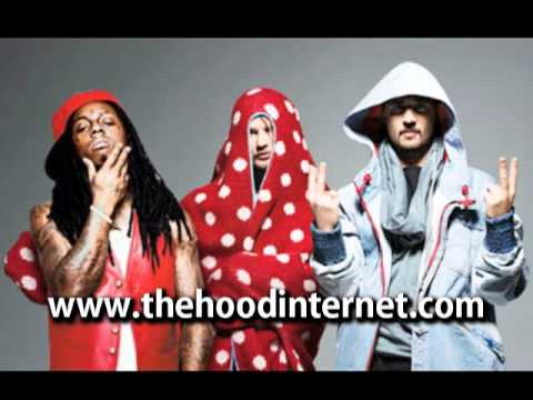 The Hood Internet - Comfortable Up Here (Lil Wayne vs Röyksopp)