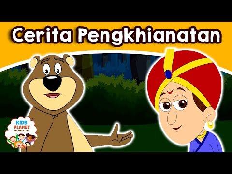 Cerita Pengkhianatan - Cerita Untuk Anak-Anak   Dongeng Bahasa Indonesia   Animasi Kartun