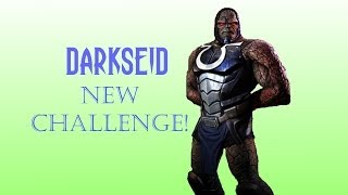 Injustice iOS/Android - Darkseid New Challenge Review!