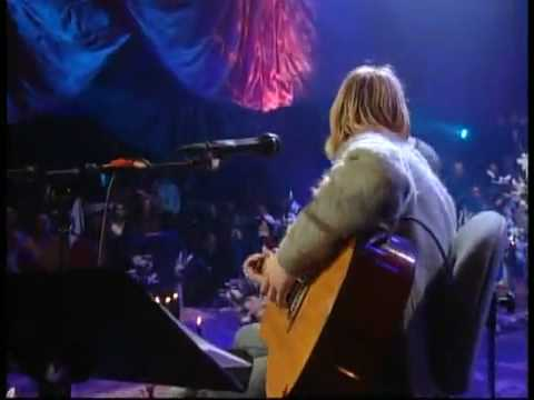 Nirvana - Come As You Are (Unplugged In New York)