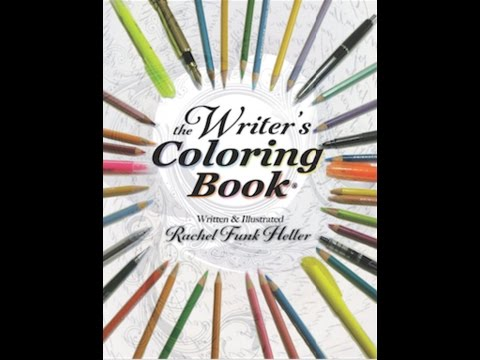 The Writer's Coloring Book with Rachel Funk Heller