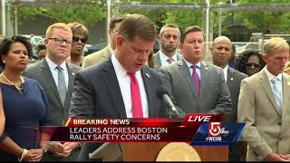 Mayor Walsh to President Trump: