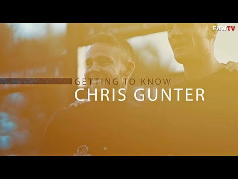 Getting to Know... Chris Gunter - Reading & Wales