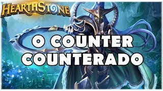 HEARTHSTONE - O COUNTER COUNTERADO! (STANDARD KINGSBANE ROGUE)