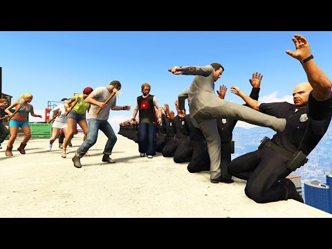 GTA 5 Fail Compilation (GTA V This is Sparta Funny Moments Fail Thug life)