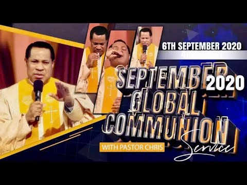 September Global Communion Service - Christ Embassy Toronto Canada