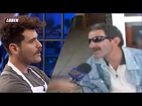 Master Chef: Παντελής ο Άνεργος  Luben TV