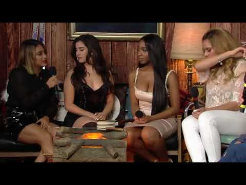 Fifth Harmony  - Interview - Kiss 108 JingleBall 2017
