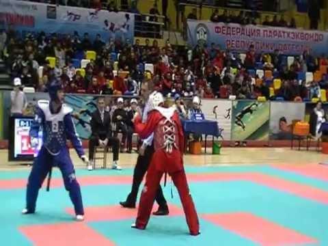 Матч Россия Vs Южная Корея по тхэквондо