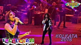 "Gambar cover Kamli & Te Amo LIVE by Sunidhi Chauhan at Kolkata [24ᵗʰ November""2018]"