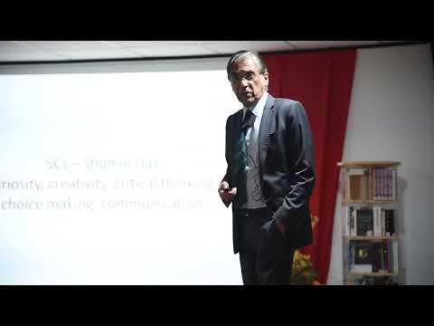 Contributing Citizens | Mr Dilip Thakore | TEDxBodhiInternationalSchool